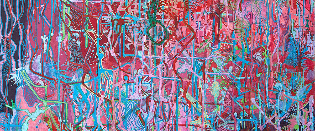 Painting © Roger Smith 2015